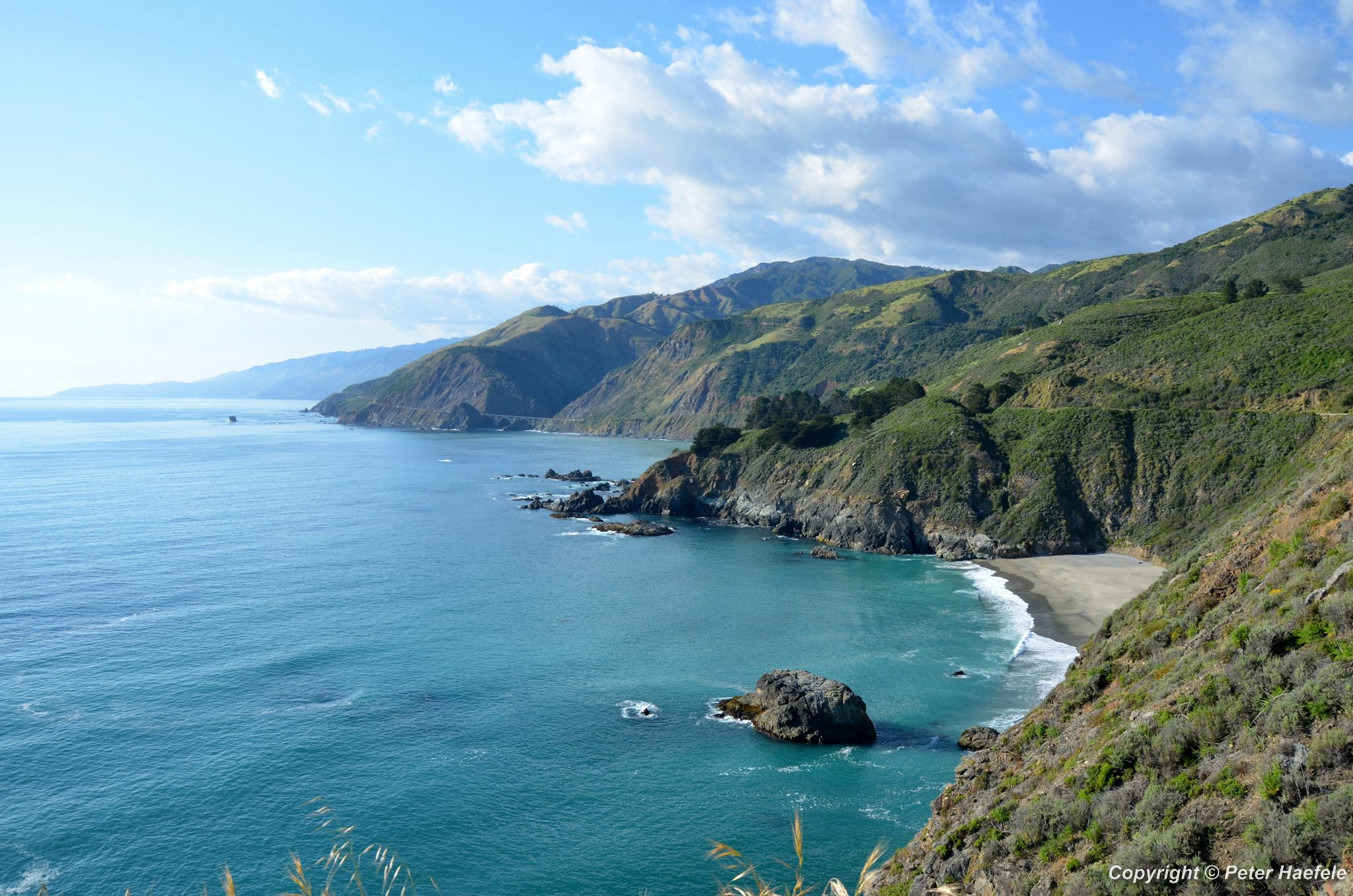 Big Sur -Pacific Coast Highway One - California