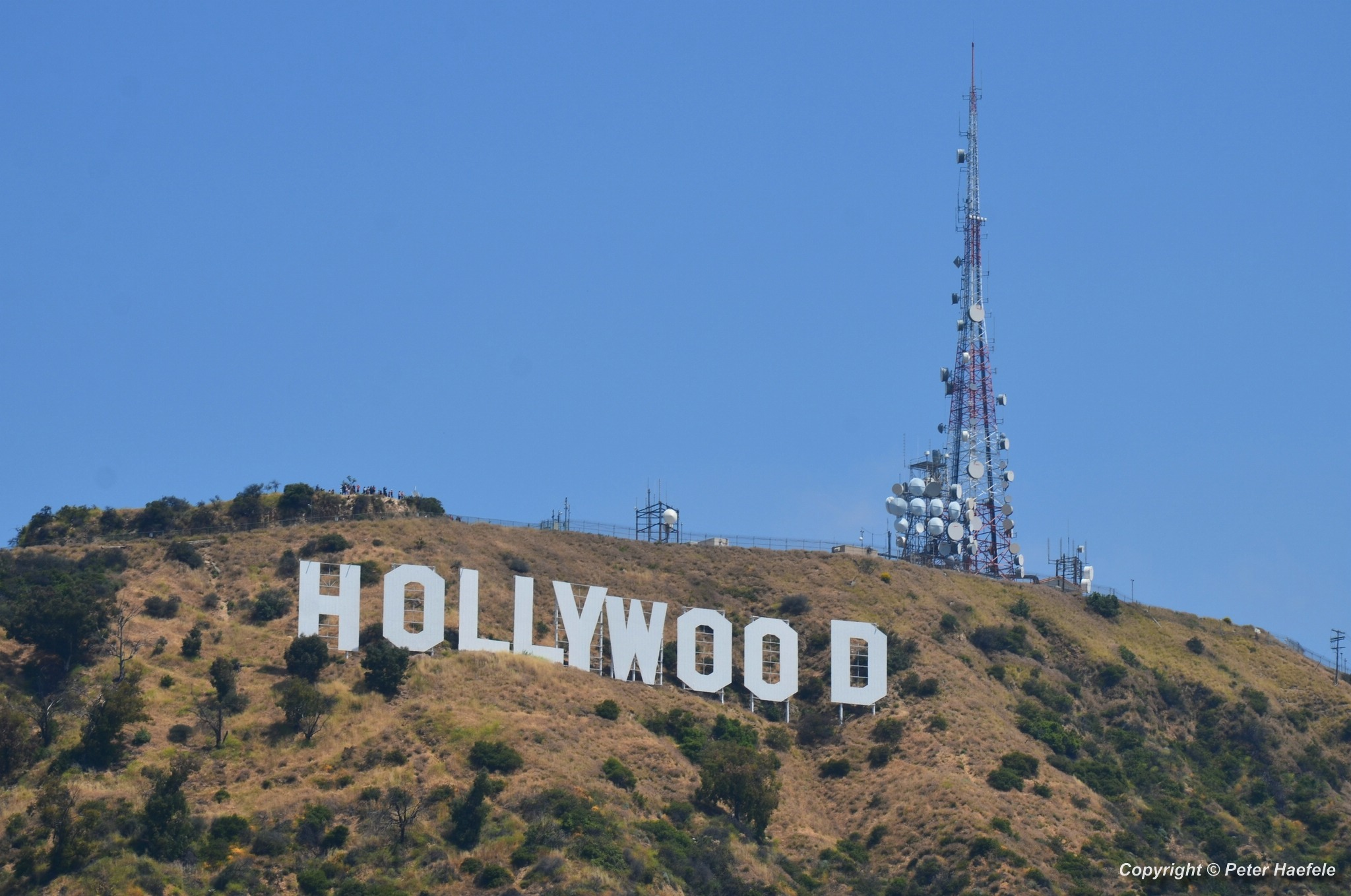 Roadtrip USA - Hollywood Sign - Los Angeles