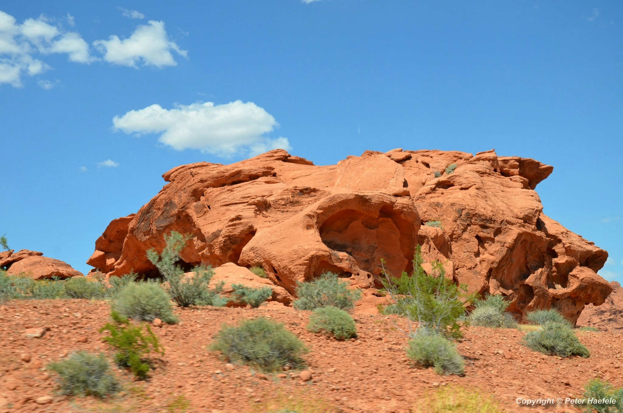 Roadtrip USA - Valley of Fire State Park - Nevada