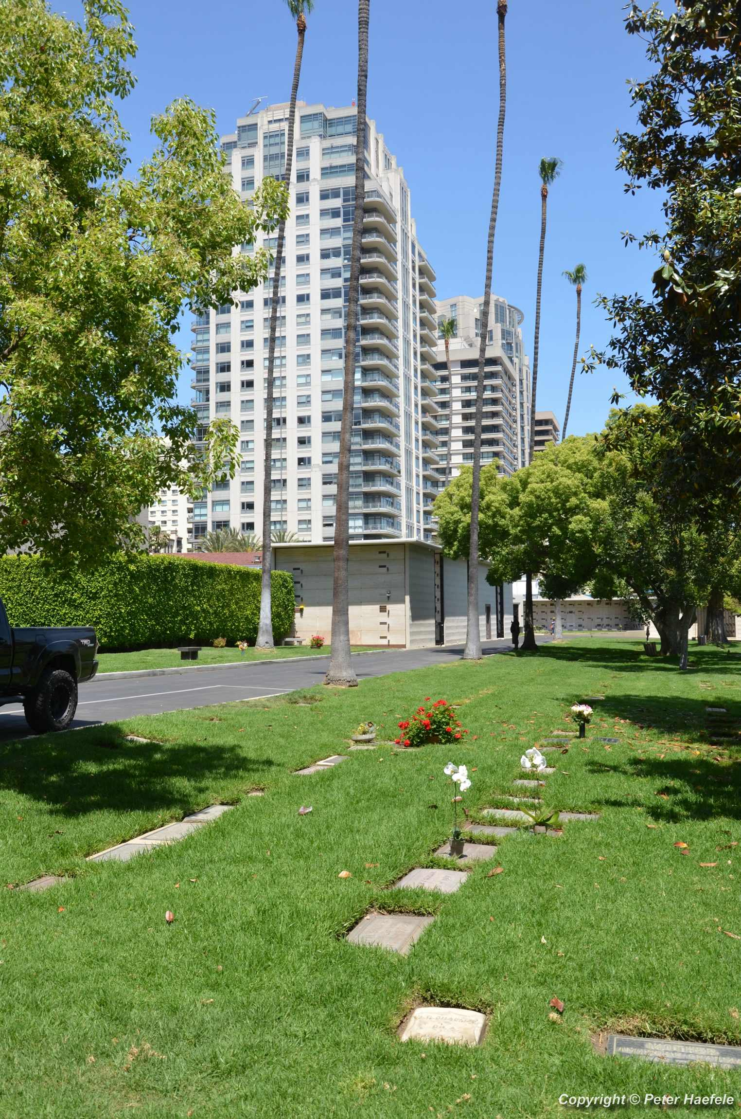 Westwood Village Memorial Park Cemetery United States